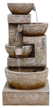 Sparkling Bowls Water Feature