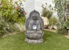 Meditating Buddha Water Feature