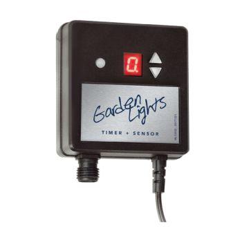 Timer with Dawn/Dusk Sensor  - 150w max