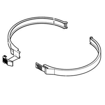 Filtoclear Clamp Assembly