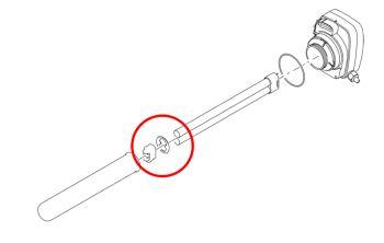 Holding Plate UVC Lamp Bitron C 72/110