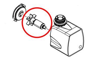 Impeller for FP1500 Pump
