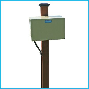 Robust-Aire Diffused Lake Aeration System