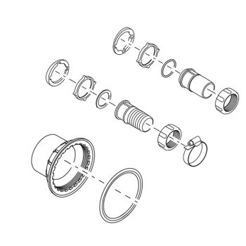 Fittings Pack for Filtomatic 7000 - 25000