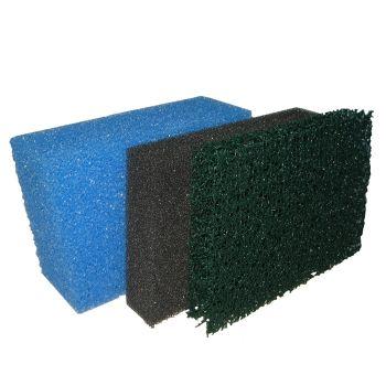Pontec Multiclear 5000 Filter Foam Set