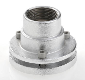 Swivel connection 20 Silver