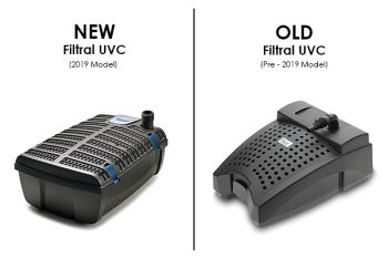 Replacement Foam Set for the Filtral UVC 1500 Premium