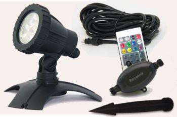 Hydra L RGB LED Spotlight Set 1