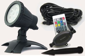 Hydra XL RGB LED Spotlight Set 1