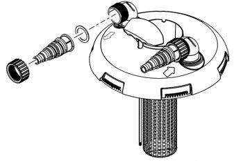 Spare Filter Lid BioPress 10000-12000
