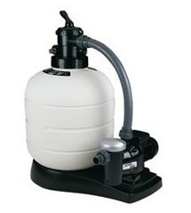 Millenium Monobloc Filter & Pump