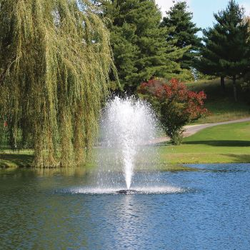 1/2HP Floating Aerating Fountain
