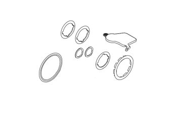 Spare Gasket Set for FiltoMatic Filters