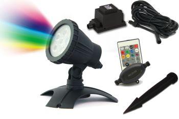 Hydra XL RGB LED Spotlight Set 1