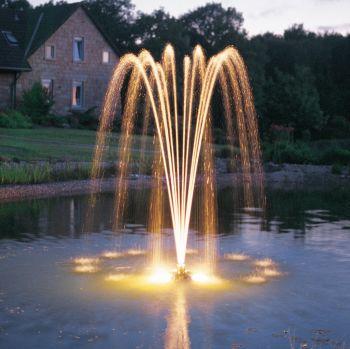 PondJet ECO - LED Fountain Set