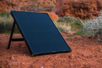 YETI 150 + Boulder 50 Solar Generator Set