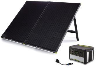 YETI 400 + Boulder 200 Solar Generator Set