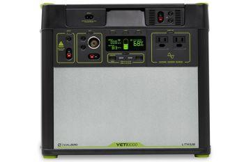 YETI 3000 + Boulder 200 Solar Generator Set