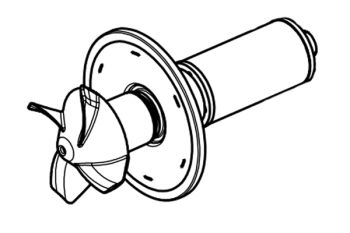 Impeller for OptiMax/AquaMax Gravity Eco 15000