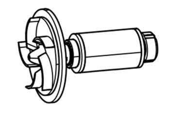 Impeller for Aquarius Universal ECO 4000