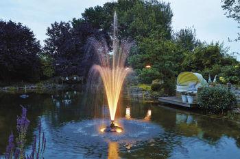 PondJet Solar Fountain Set 1