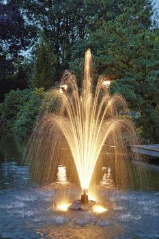 PondJet Solar Fountain Set 2