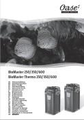 BioMaster250/350/600 + Thermo Models Instruction Manual