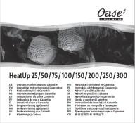 HeatUp 25W - 300w Instruction Manual