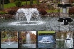 5-in-1 Floating Aerator Fountain PDF