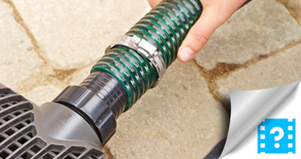 How To Product Videos - Pond Hoses and Fittings